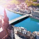 Historiallinen Dinant on Belgian piilotettu helmi