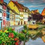 Voiko näin värikäs satukaupunki olla oikeasti olemassa? Ranskasta löytyy hurmaava Colmar