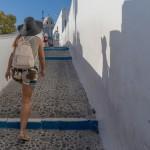 Aasikyyti Santorinilla on perinne - Harkitse kuitenkin uudestaan ennen satulaan hyppäämistä