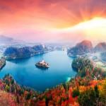 Viisi vinkkiä: Slovenian kuvankaunis Bled vie matkailijan sydämen